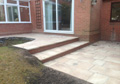 Ornamental Slabbing, Paving and Paved Steps 4