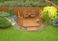 HD Property Services garden landscaping decking
