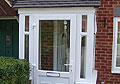 HD Property Services porch extension